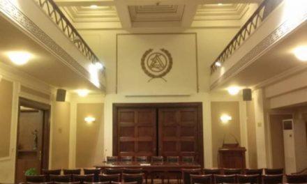 Δικηγορικός Σύλλογος: Οι σύμβουλοι την κριτική, ο Βερβεσός (την αυτοκριτική και) την ψήφο εμπιστοσύνης- Παραίτηση του αντιπροέδρου Θέμη Σοφού