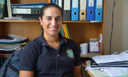 Άρτεμις Τσουκάρη: Η κυνηγός των… παράνομων ψαροντουφεκάδων