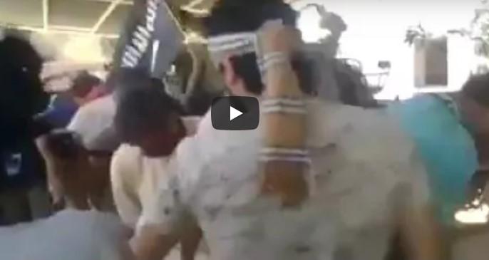 Στη δομή του Ελαιώνα ζούσε ο τζιχαντιστής με ένοπλη δράση (video)