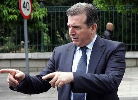 Στη Θεσσαλονίκη σήμερα ο Μιχάλης Χρυσοχοΐδης