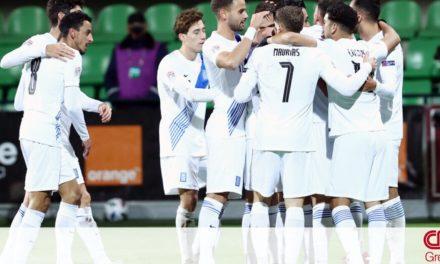 Nations League: Μολδαβία – Ελλάδα 0-2