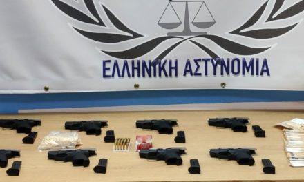 Μυστικός αστυνομικός εμφανίστηκε σε ραντεβού αγοραπωλησίας όπλων και ναρκωτικών – Νέα επιτυχία για την ΕΛ.ΑΣ.