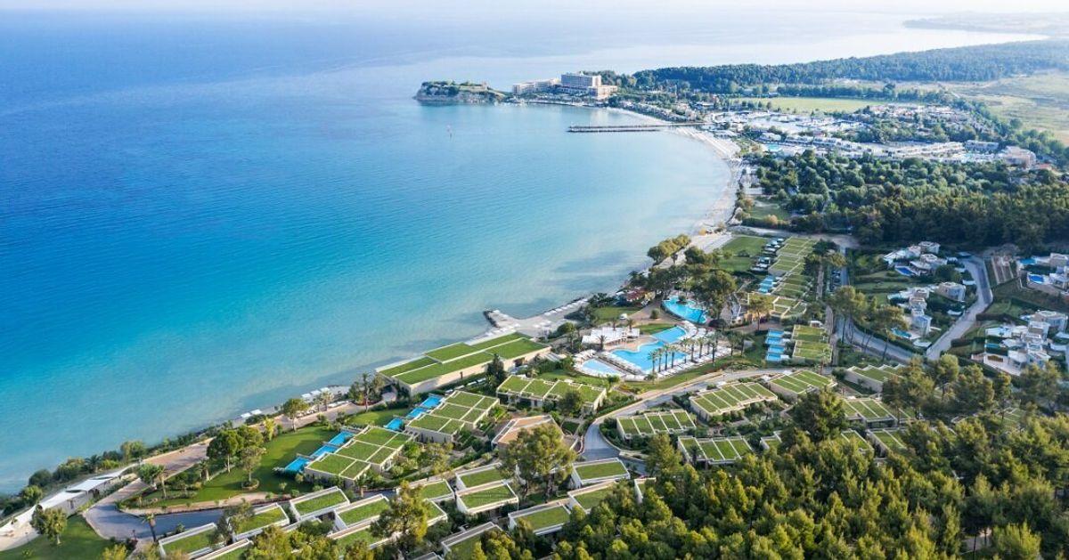 Κορυφαίο στην κατηγορία του και φέτος το Sani Resort