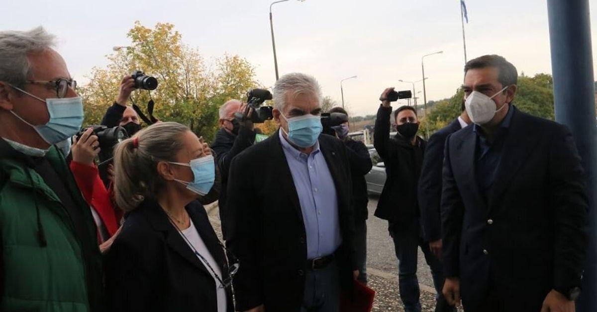 Τσίπρας: Ο Μητσοτάκης έχει πλέον την απόλυτη ευθύνη για ό,τι συμβεί στην χώρα από την πανδημία