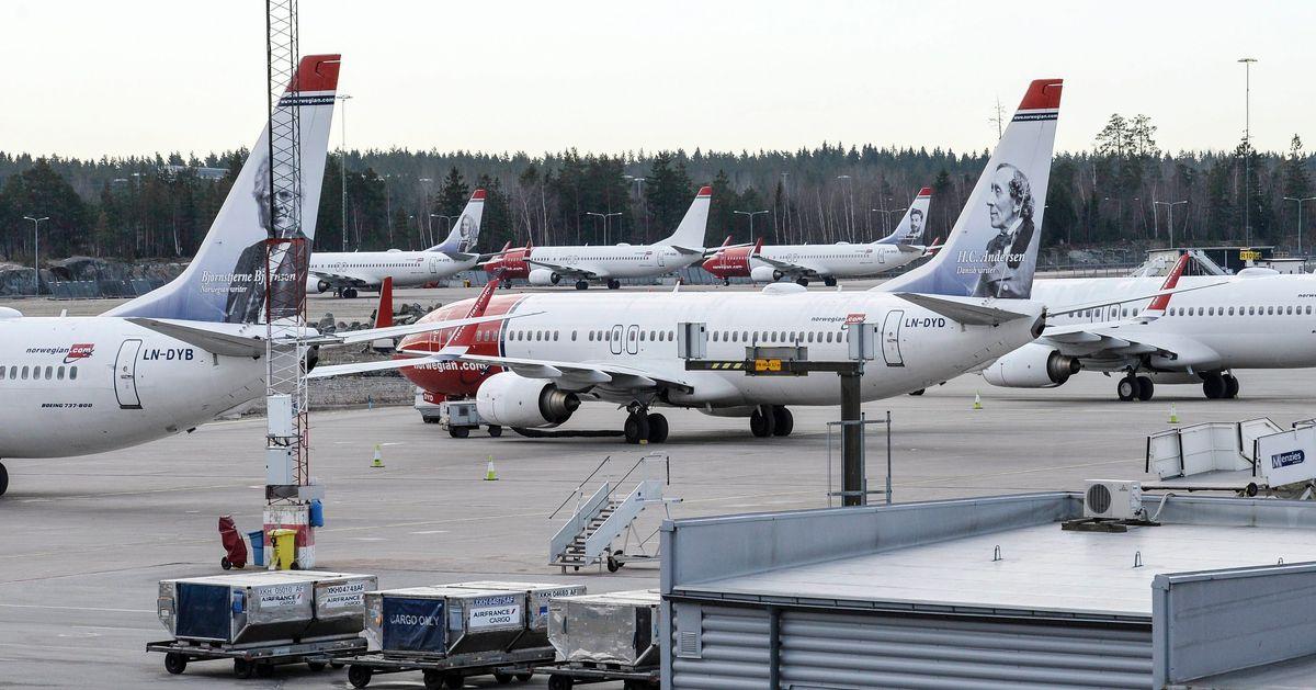 Αίτηση πτώχευσης υπέβαλε η Norwegian Air