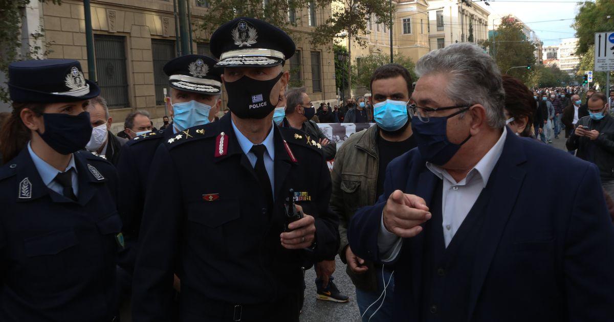 Πολυτεχνείο: Παρέμβαση εισαγγελέα για την παρουσία Τσίπρα, Βαρουφάκη, Κουτσούμπα