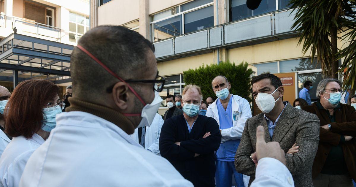 Τσίπρας σε γιατρούς: Καμία δικαιολογία να μην ενισχυθεί το ΕΣΥ, μονάχα ιδεοληψία