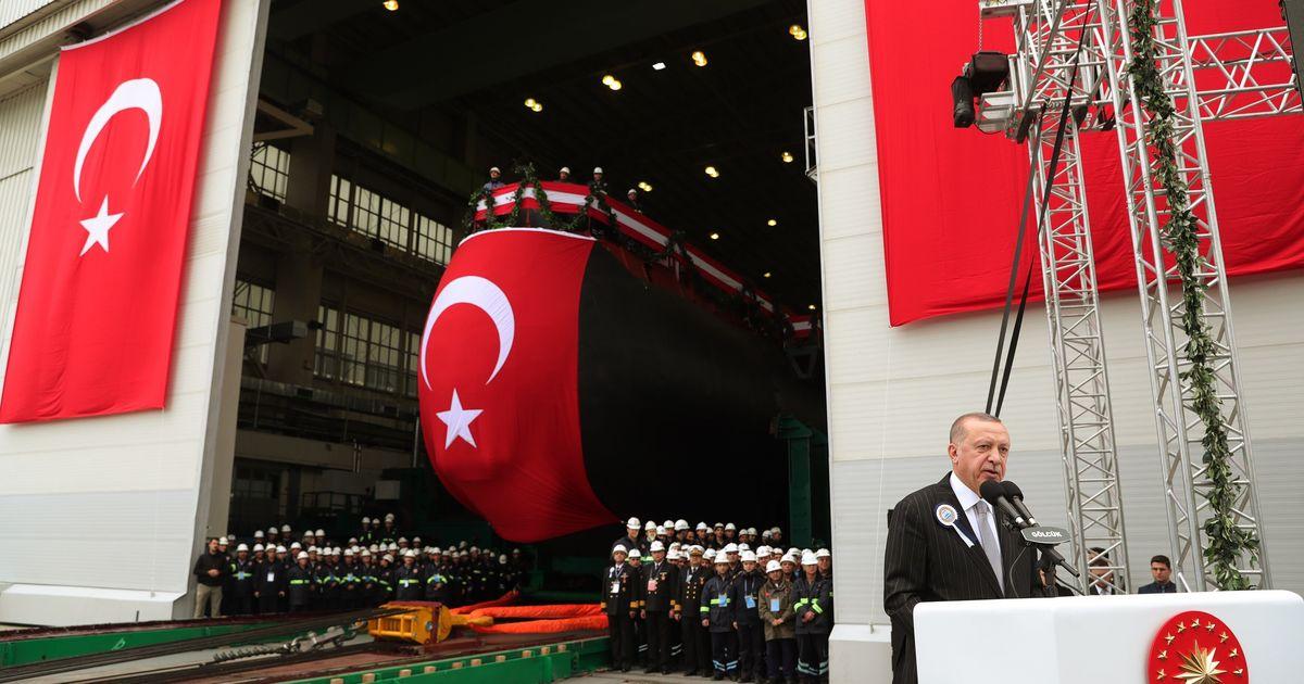 Στα 1,5 δισ. ευρώ υπολογίζονται οι γερμανικές εξαγωγές προς το τουρκικό ναυτικό