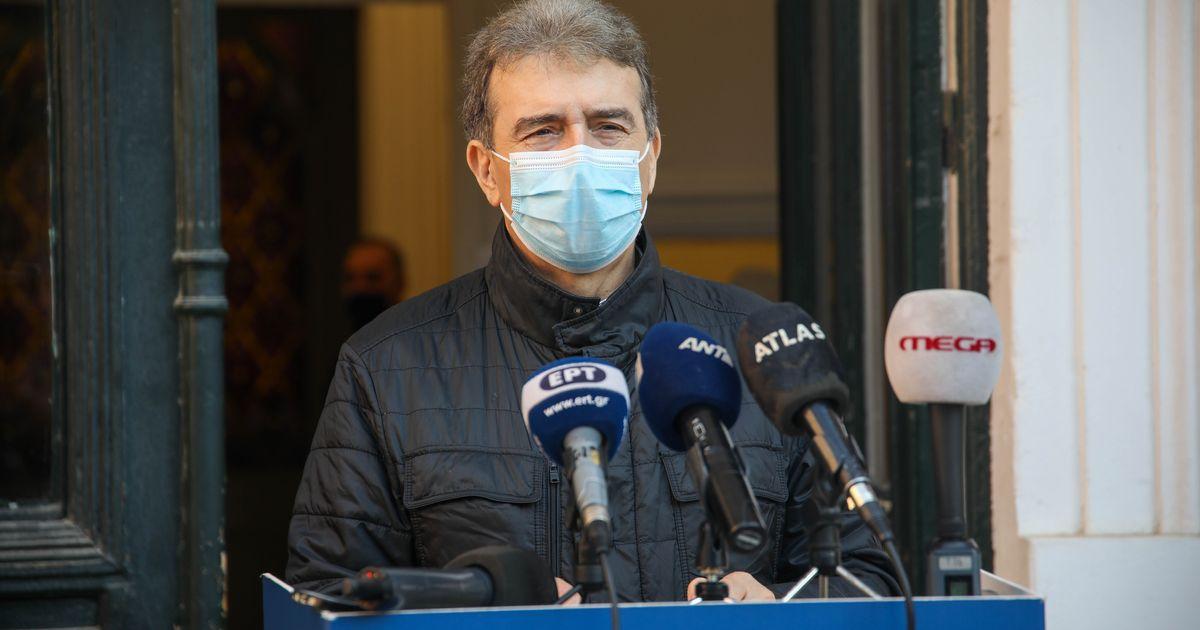 Χρυσοχοΐδης από Θεσσαλονίκη: Να κερδίσουμε δέκα μέρες για το Σύστημα Υγείας