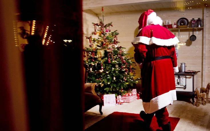 Ο Άγιος Βασίλης δεν θα μεταδώσει covid-19 – Newsbeast