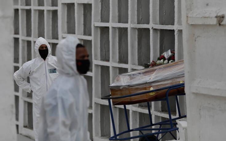 Ξεπέρασαν τους 170.000 οι νεκροί στη Βραζιλία, πάνω από 6,1 εκατ. τα κρούσματα – Newsbeast