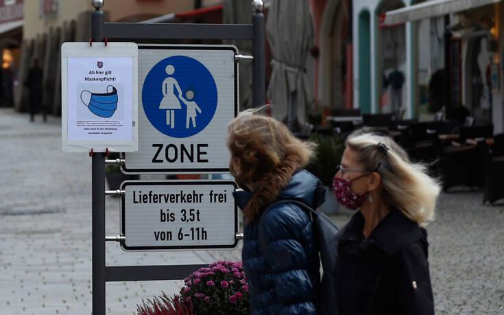Σχεδόν 24.000 τα νέα κρούσματα κορονοϊού στη Γερμανία – Newsbeast