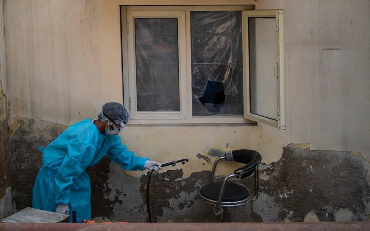 134.699 νεκροί και 9,2 εκατ. κρούσματα κορονοϊού – Newsbeast