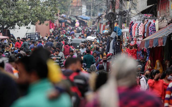 Στα 9,14 εκατομμύρια τα κρούσματα κορονοϊού στην Ινδία – Ο δεύτερος μεγαλύτερος αριθμός στον πλανήτη