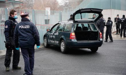 Εκτός κινδύνου η Μέρκελ μετά την πρόσκρουση οχήματος στην πύλη της Καγκελαρίας – Newsbeast