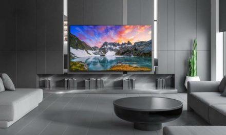 Οι εικόνες ζωντανεύουν στο σαλόνι του σπιτιού σας με τη νέα NanoCell Real 8K TV της LG