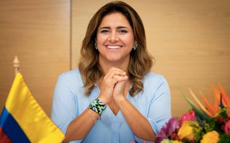 Θετική στον κορονοϊό η πρώτη κυρία της Κολομβίας – Newsbeast