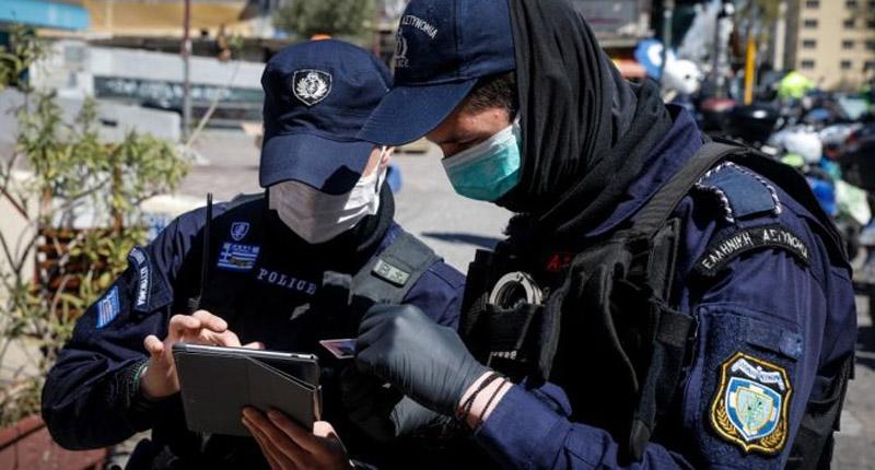 Θερίζει την ΕΛ.ΑΣ. ο κορονοϊός: Δύο αστυνομικοί σε κρίσιμη κατάσταση