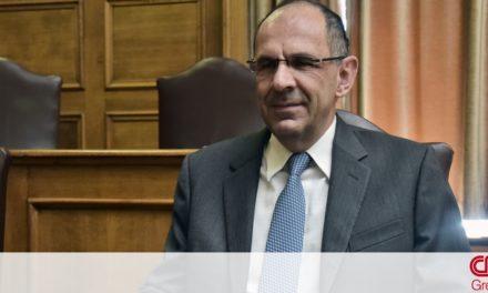 Γεραπετρίτης: Βρισκόμαστε σε διαπραγματεύσεις για αναβάθμιση των Ενόπλων Δυνάμεων