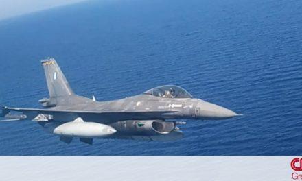 Επιχείρηση «Hook»: Ελληνικά F-16 συνόδευσαν αμερικανικά βομβαρδιστικά Β-52