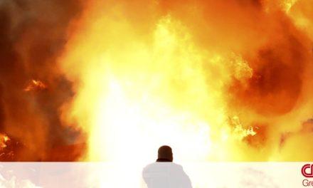 Formula 1: Καρέ καρέ η «μάχη» του Γκροζιάν με τις φλόγες για να σωθεί