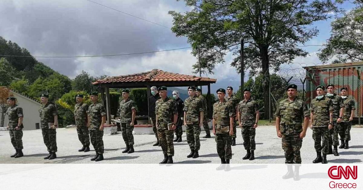Στρατιωτική θητεία: Εισήγηση για άμεση αύξηση της θητείας στον Στρατό Ξηράς