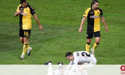 ΑΕΚ – Ζόρια 0-3: Πανωλεθρία στο ΟΑΚΑ