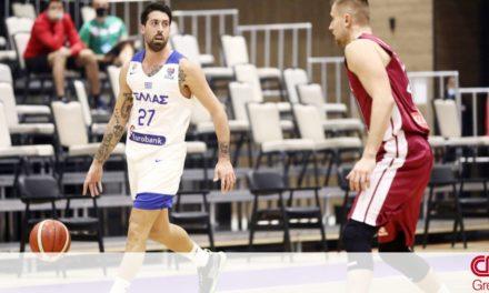 Ελλάδα – Λετονία 66-77: Ηττήθηκε και τρέχει
