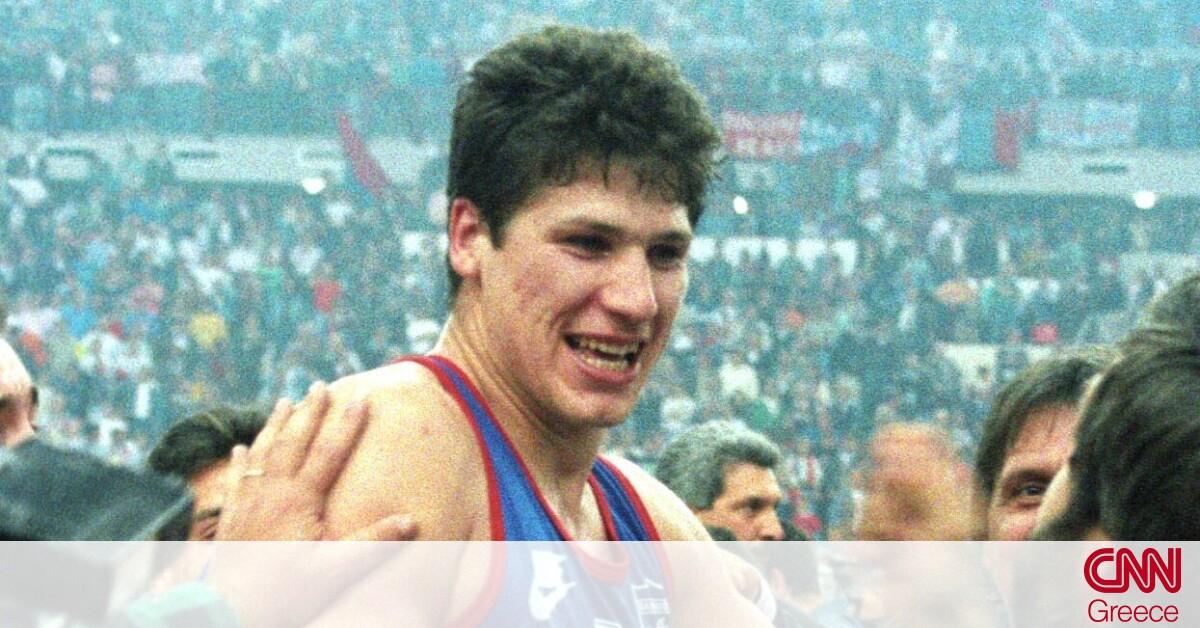 Φάνης Χριστοδούλου: Στο νοσοκομείο ο πρώην μπασκετμπολίστας