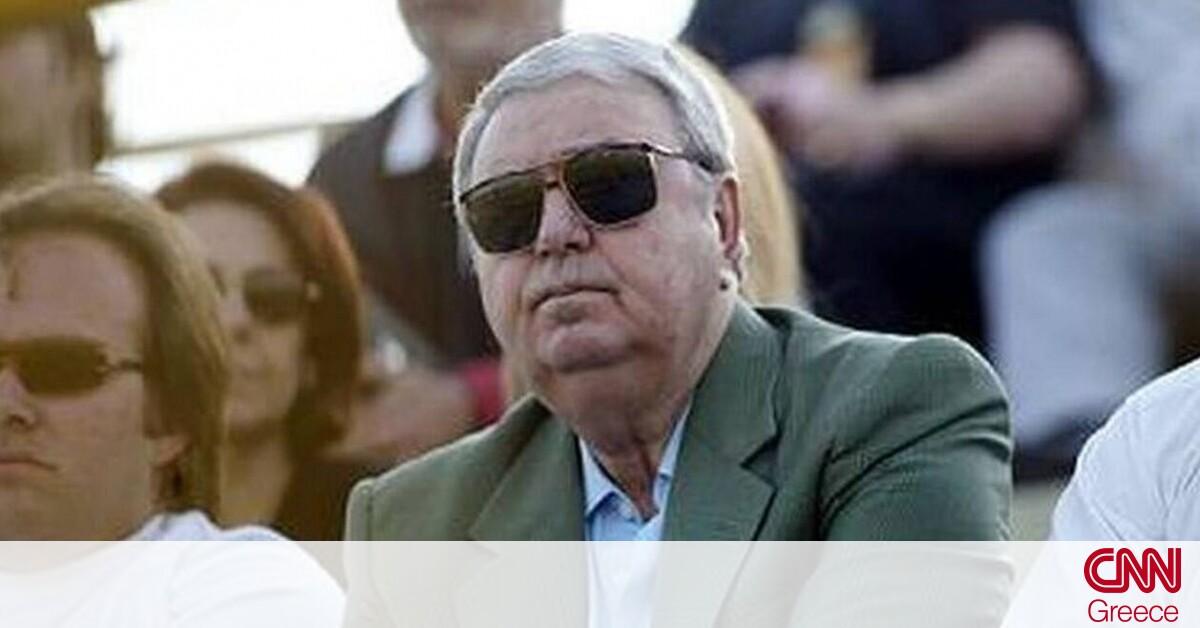 Πέθανε ο Αντώνης Γεωργιάδης – CNN.gr