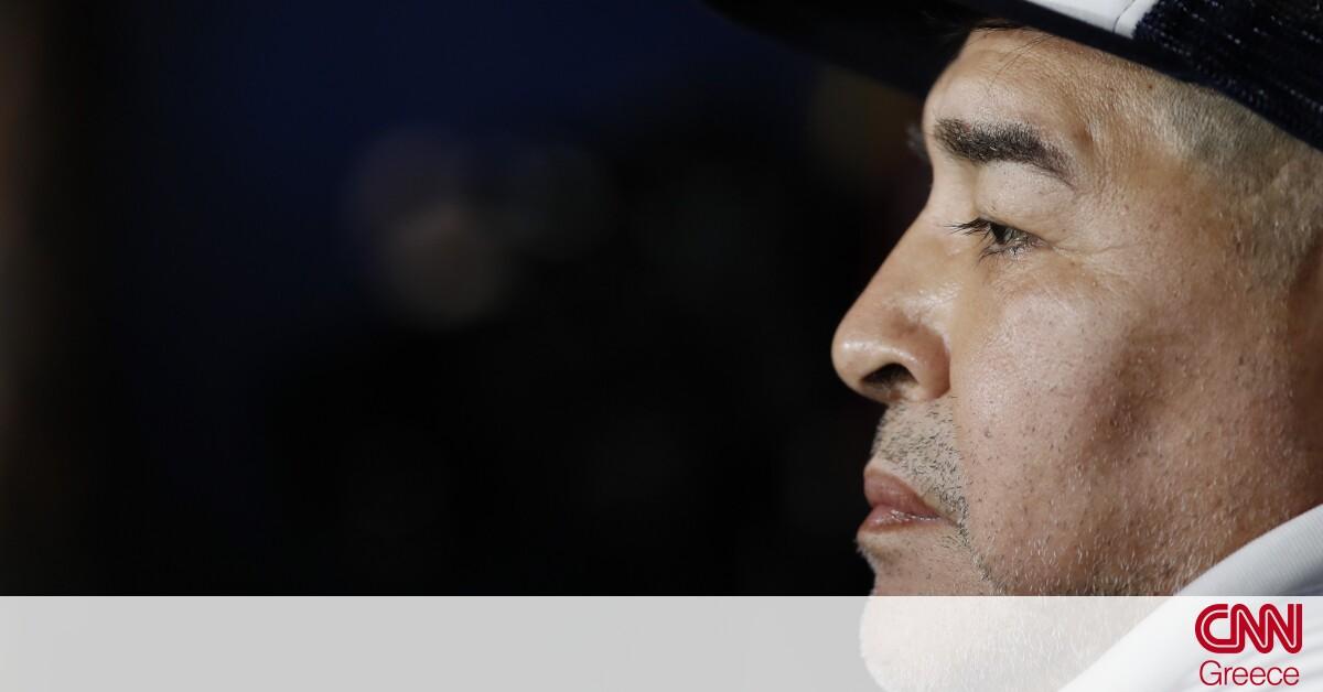 Πέθανε ο Ντιέγκο Μαραντόνα – Παγκόσμια συγκίνηση