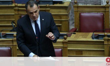 Παναγιωτόπουλος: Το 2021 θα ξεκινήσει σταδιακά η αναβάθμιση των F-16