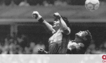 Μαραντόνα: «Χέρι του θεού» – Το ιστορικό γκολ απέναντι στην Αγγλία