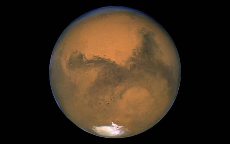 Στον Άρη όχι μόνο είχε νερό, αλλά είχε γίνει και μεγάλη πλημμύρα – Ενδείξεις και για πρόσφατη έκρηξη ηφαιστείου