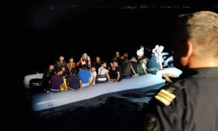 Συγκλονιστικό βίντεο από τη διάσωση προσφύγων στα ελληνοτουρκικά σύνορα