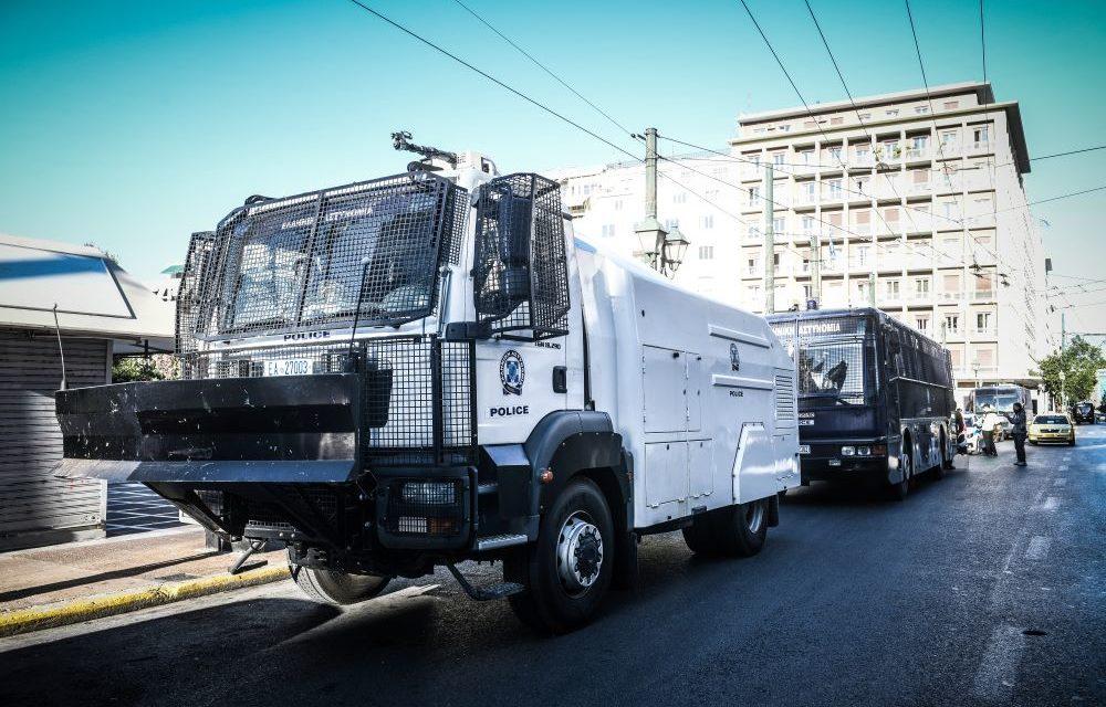 """""""Φρούριο"""" το κέντρο της Αθήνας προς αποφυγή συγκεντρώσεων λόγω της απεργίας – ΦΩΤΟ"""