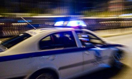 Έκρηξη χειροβομβίδας σε πρατήριο καυσίμων στο κέντρο της Αθήνας