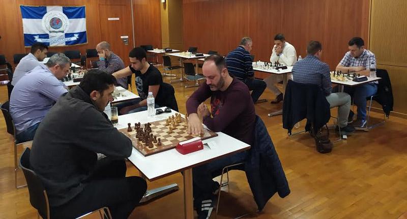 Τουρνουά γρήγορου σκακιού Ενόπλων Δυνάμεων και Σωμάτων Ασφαλείας