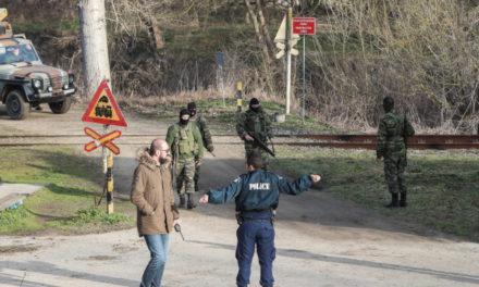 Εβρος: Καταστηματάρχες μοίρασαν τροφή και ενεργειακά ποτά στα σώματα ασφαλείας [εικόνες]   ΕΛΛΑΔΑ