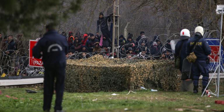 Μεταναστευτικό: Aπετράπη η είσοδος σε 24.203 μετανάστες -Συνελήφθησαν και φυλακίστηκαν 183 άτομα   ΕΛΛΑΔΑ