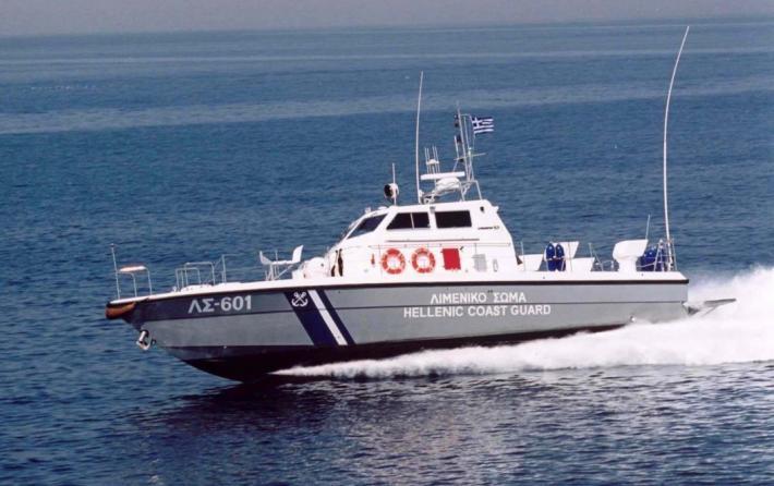 Αγαθονήσι: 31 μετανάστες διέσωσε το λιμενικό βορειανατολικά του νησιού