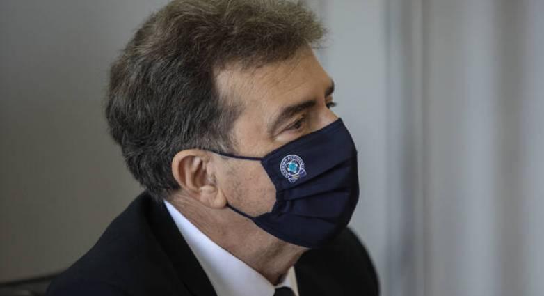 Στην Πάτρα αύριο ο υπουργός Προστασίας του Πολίτη Μιχάλης Χρυσοχοΐδης