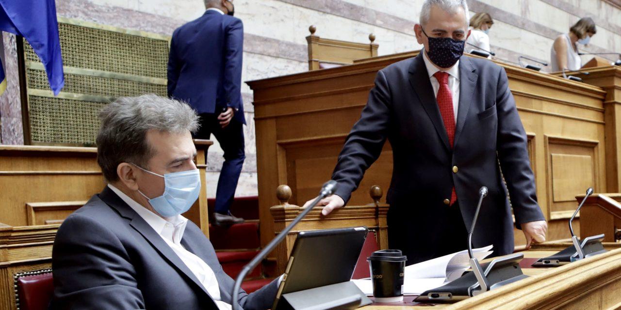 Μ. Χαρακόπουλος: Αναγνώριση προσφοράς σε αποστράτους Αστυνομίας και Πυροσβεστικής
