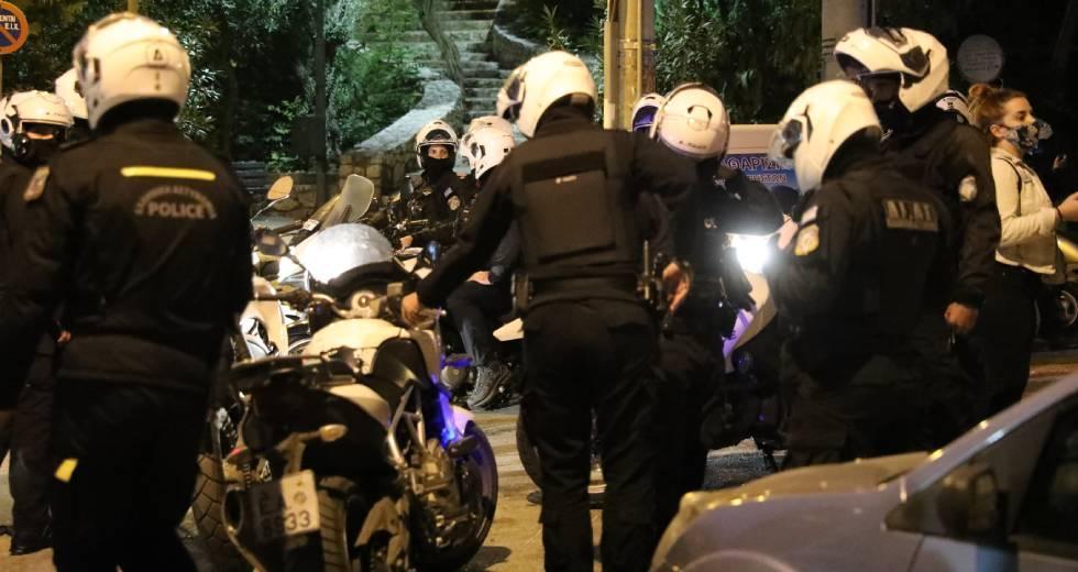 Πέντε αστυνομικοί τραυματίστηκαν εχθές – Τι αναφέρει η επίσημη ανακοίνωση της ΕΛ.ΑΣ.