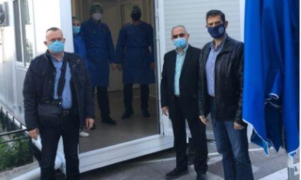 Ένωση Αξιωματικών Αττικής: Στον αγώνα για την υγεία του αστυνομικού χωρίς φωνές