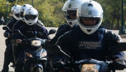 Ένταση στην Πέτρου Ράλλη μεταξύ αναρχικών και αστυνομικών