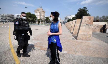 «Κόκκινη» η Θεσσαλονίκη: Άμεση ανάγκη για δωρεάν rapid test στους αστυνομικούς