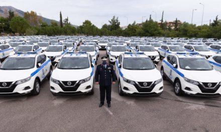 Δίκαιη διάθεση και κατανομή περιπολικών οχημάτων στην Αστυνομική Διεύθυνση Σερρών