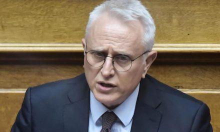 Δήλωση Γιάννη Ραγκούση για σκόπιμη κακοποίηση τοποθέτησης του στη Βουλή