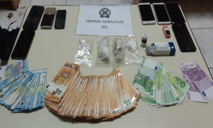 Εξαρθρώθηκε εγκληματική οργάνωση – Συνελήφθησαν 4 άτομα